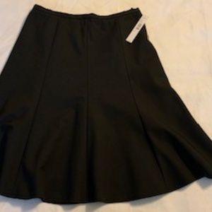 Black Flirty Skirt